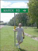 Marek Road