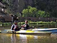 Colorodo River Race