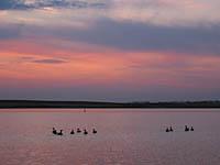 Boyd Lake at sunrise