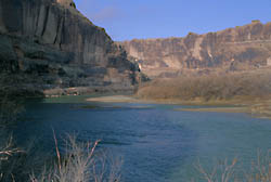Colorado River above Moab