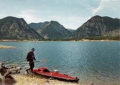Feathercraft - Dillon Lake
