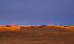 Sandhills sunset