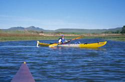 Douglas Lake - northern part