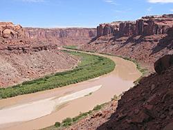 Green River - Bowknot Bend