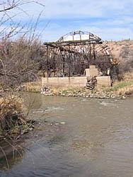 Old Irrigation Wheel