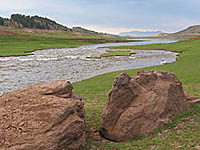 Horsetooth rapids