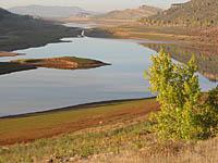 Horsetooth Reservoir Oct 2002