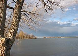 Lone Tree Reservoir