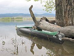 Lonetree Lake - May 2002