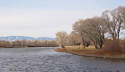 North Platte above Pick Bridge