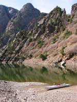 Crystal Reservoir - Crystal Creek
