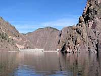 Crystal Reservoir - Crystal Dam