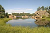 Dowdy Lake - August 2003