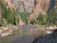 Crystal Reservoir - September 2002