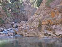 Morrow Point - Blue Creek