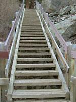 Morrow Point trail