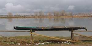 Spnecer X-treme canoe