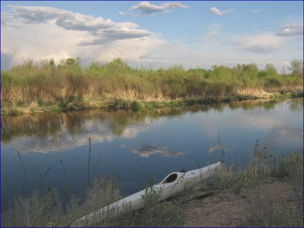 Poudre River - Environmental Learning Center