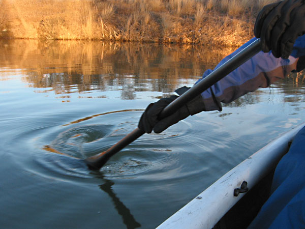 Sea Wind canoe