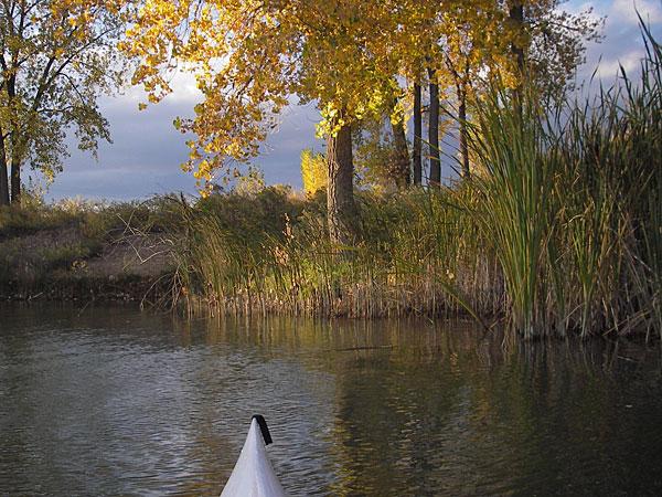 Sisson Nucleus kayak