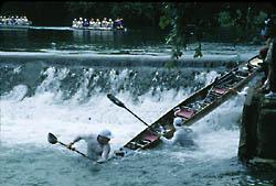 Rio Vista Dam - TWS 2001