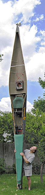 Spencer X-treme canoe