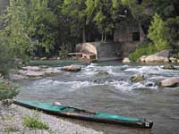 Cottonseed Rapid - San Marcos River